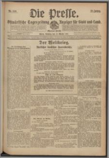 Die Presse 1917, Jg. 35, Nr. 248 Zweites Blatt