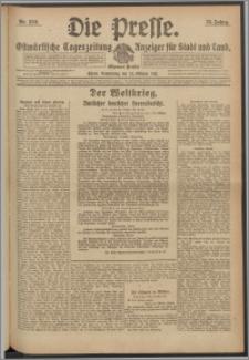 Die Presse 1917, Jg. 35, Nr. 250 Zweites Blatt