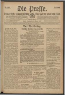 Die Presse 1917, Jg. 35, Nr. 254 Zweites Blatt