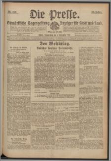 Die Presse 1917, Jg. 35, Nr. 256 Zweites Blatt