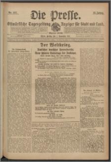 Die Presse 1917, Jg. 35, Nr. 257 Zweites Blatt