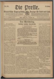 Die Presse 1917, Jg. 35, Nr. 259 Zweites Blatt