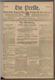 Die Presse 1917, Jg. 35, Nr. 266 Zweites Blatt