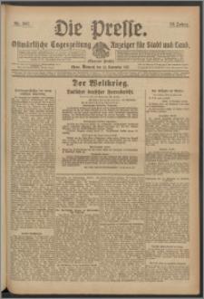 Die Presse 1917, Jg. 35, Nr. 267 Zweites Blatt