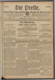 Die Presse 1917, Jg. 35, Nr. 269 Zweites Blatt
