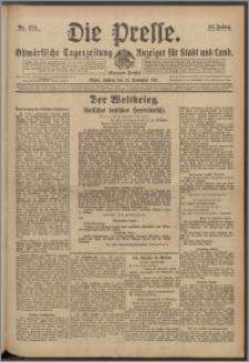 Die Presse 1917, Jg. 35, Nr. 274 Zweites Blatt