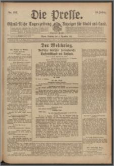 Die Presse 1917, Jg. 35, Nr. 283 Zweites Blatt