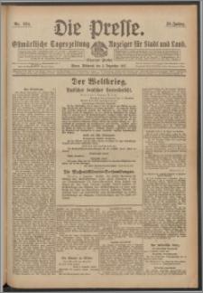 Die Presse 1917, Jg. 35, Nr. 284 Zweites Blatt