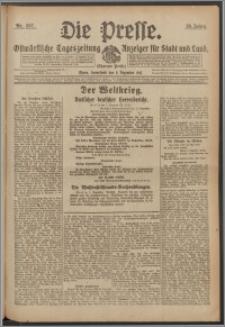 Die Presse 1917, Jg. 35, Nr. 287 Zweites Blatt