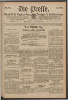 Die Presse 1917, Jg. 35, Nr. 291 Zweites Blatt