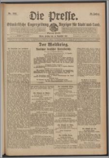 Die Presse 1917, Jg. 35, Nr. 292 Zweites Blatt