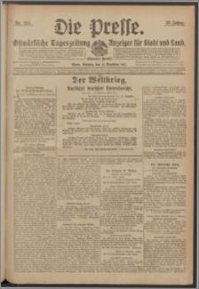 Die Presse 1917, Jg. 35, Nr. 295 Zweites Blatt