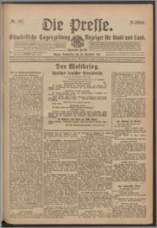 Die Presse 1917, Jg. 35, Nr. 297 Zweites Blatt
