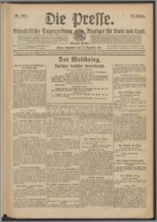 Die Presse 1917, Jg. 35, Nr. 303 Zweites Blatt