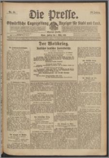 Die Presse 1918, Jg. 36, Nr. 51 Zweites Blatt