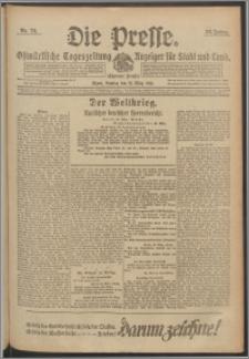 Die Presse 1918, Jg. 36, Nr. 76 Zweites Blatt, Drittes Blatt
