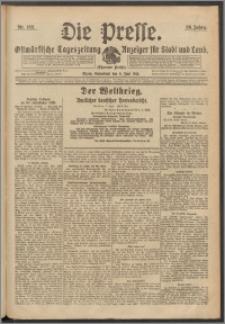 Die Presse 1918, Jg. 36, Nr. 132 Zweites Blatt