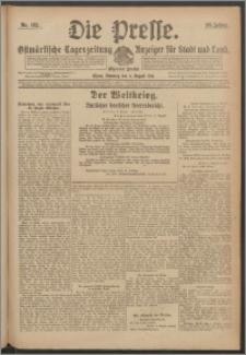 Die Presse 1918, Jg. 36, Nr. 182 Zweites Blatt