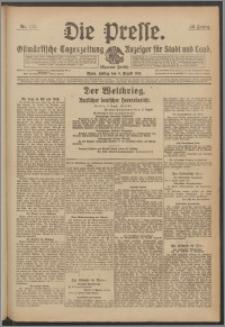 Die Presse 1918, Jg. 36, Nr. 185 Zweites Blatt