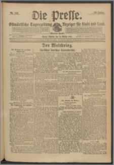 Die Presse 1918, Jg. 36, Nr. 242 Zweites Blatt