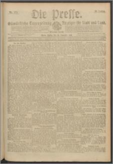Die Presse 1918, Jg. 36, Nr. 274