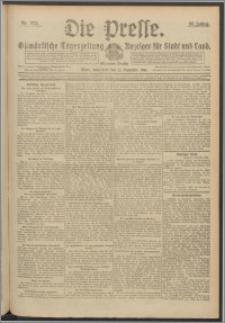 Die Presse 1918, Jg. 36, Nr. 275