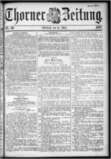 Thorner Zeitung 1897, Nr. 69 Zweites Blatt
