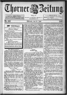 Thorner Zeitung 1897, Nr. 143