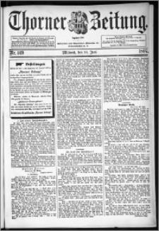 Thorner Zeitung 1897, Nr. 149