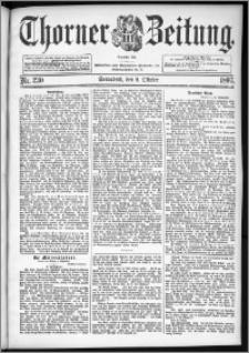Thorner Zeitung 1897, Nr. 230
