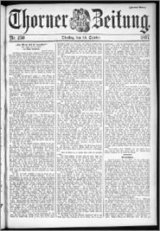 Thorner Zeitung 1897, Nr. 250