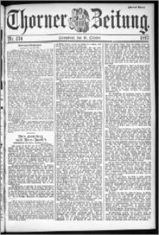 Thorner Zeitung 1897, Nr. 254 Zweites Blatt