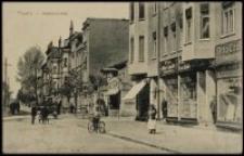 Toruń - ulica Mickiewicza