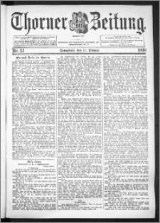 Thorner Zeitung 1898, Nr. 42