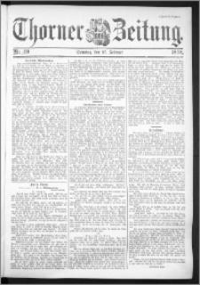 Thorner Zeitung 1898, Nr. 49 Zweites Blatt