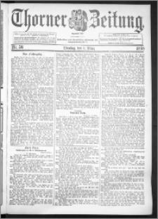 Thorner Zeitung 1898, Nr. 56