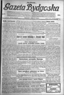 Gazeta Bydgoska 1923.03.16 R.2 nr 61