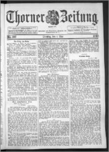 Thorner Zeitung 1898, Nr. 102