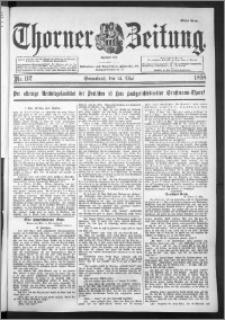 Thorner Zeitung 1898, Nr. 112 Erstes Blatt