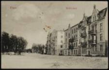 Toruń - ulica Słowackiego