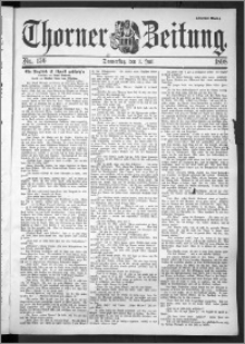 Thorner Zeitung 1898, Nr. 156 Zweites Blatt