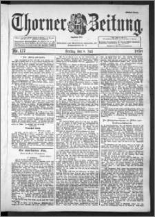 Thorner Zeitung 1898, Nr. 157 Erstes Blatt
