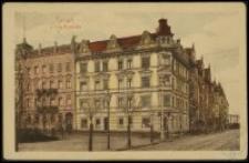 Toruń - ulica Warszawska