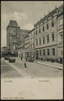 Toruń - ulica Żeglarska