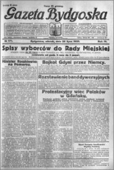 Gazeta Bydgoska 1925.07.28 R.4 nr 171