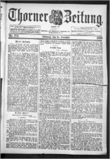 Thorner Zeitung 1898, Nr. 274