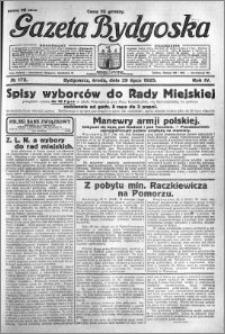 Gazeta Bydgoska 1925.07.29 R.4 nr 172
