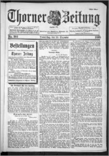 Thorner Zeitung 1898, Nr. 304 Erstes Blatt