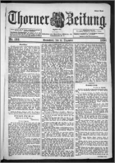 Thorner Zeitung 1898, Nr. 306 Erstes Blatt