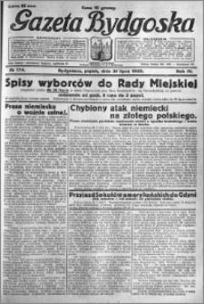 Gazeta Bydgoska 1925.07.31 R.4 nr 174